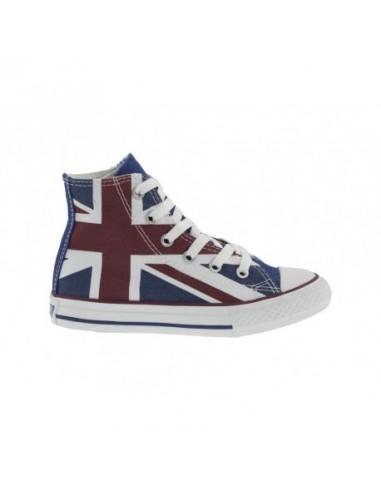 converse alte bandiera inglese