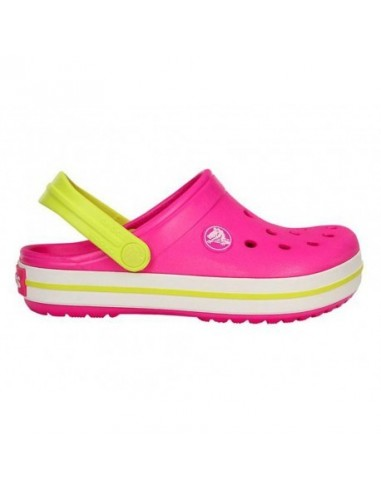 on sale 71b52 25c37 Sandali Crocs Crocband kids bambina fucsia