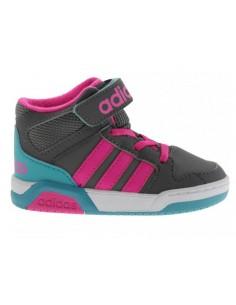 Scarpe Adidas Neo bambina primi passi fucsia