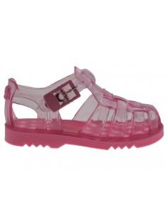 Sandalo Igor Cholo bambina rosa