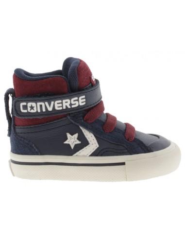 Scarpe Converse Pro blaze strap hi primi passi bambino blu