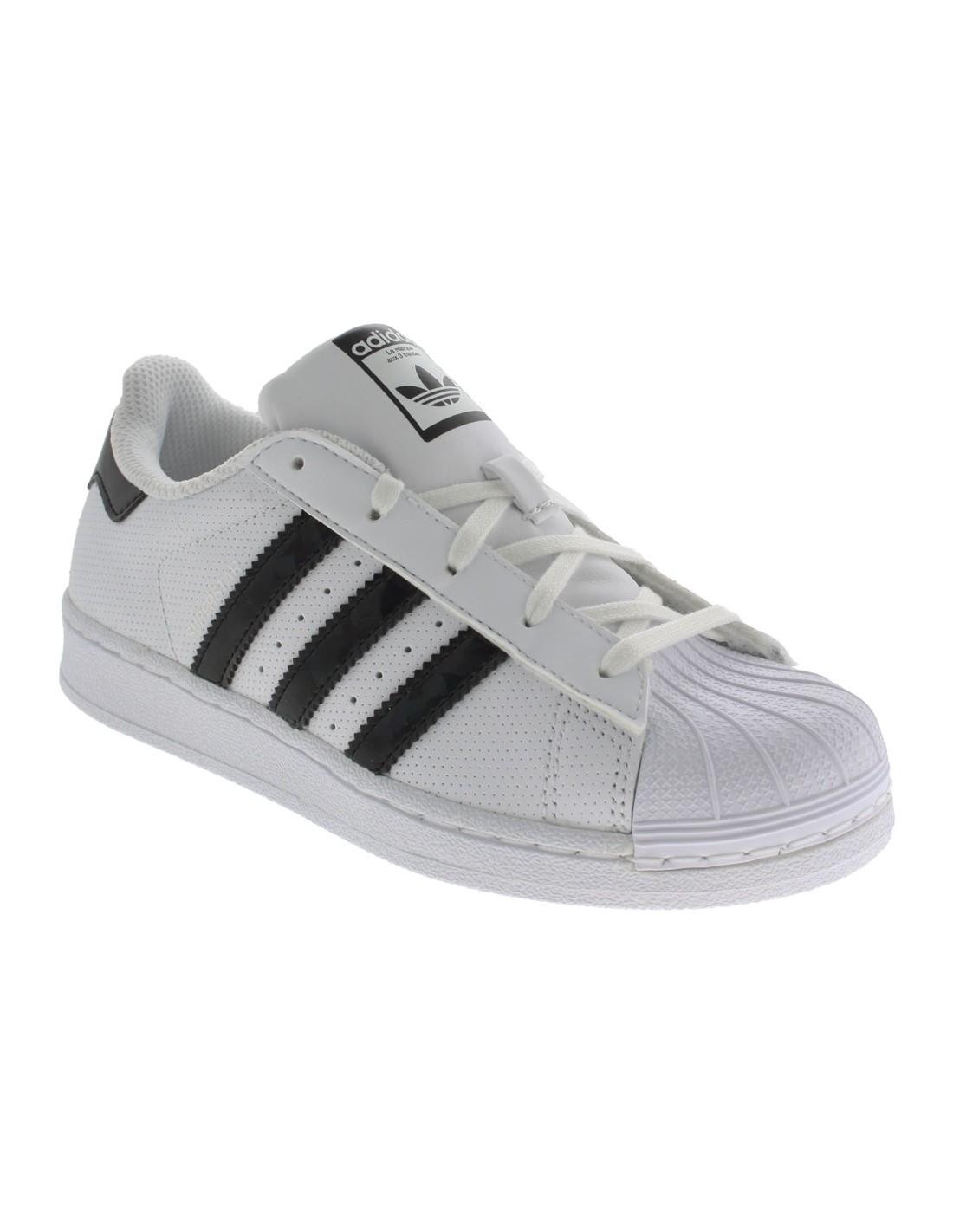 adidas superstar bianco e nere
