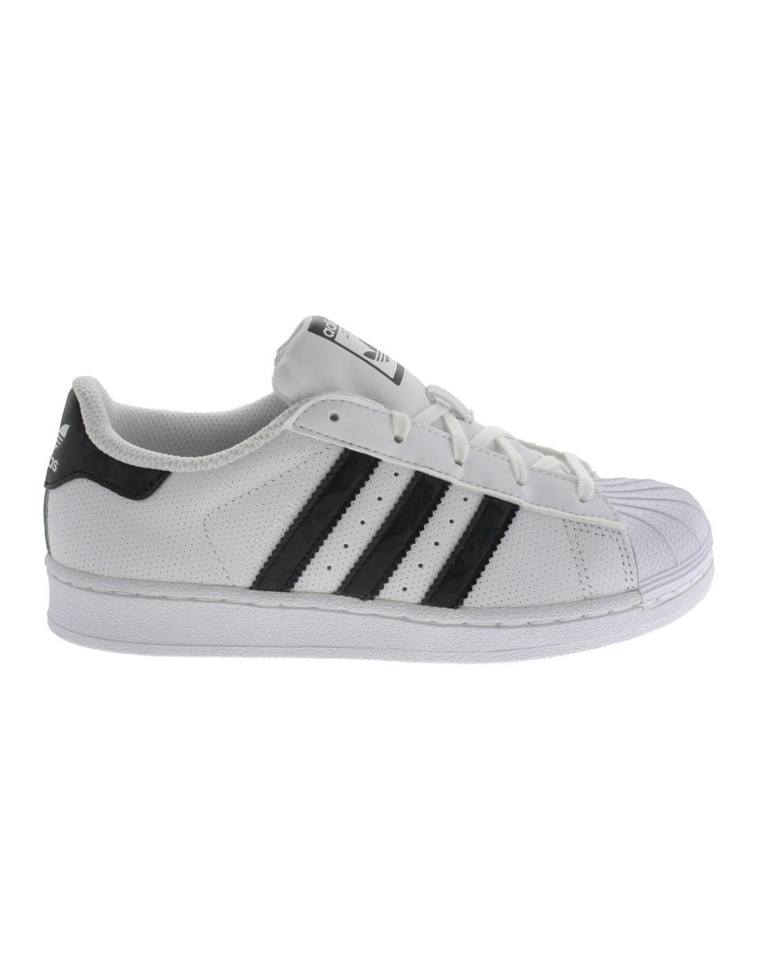 Bianco Scarpe Superstar Adidas Nero E C Bambino qxgvwzZ