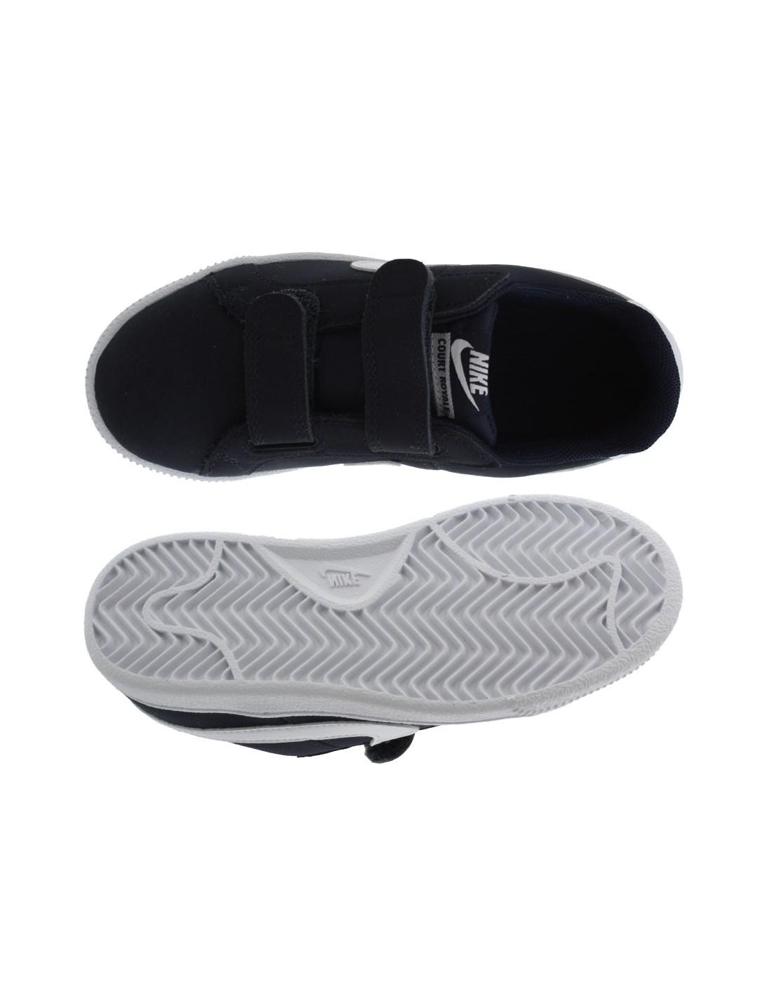 Blu Bambino Royale Nike Court Scarpe lF1cTKJ