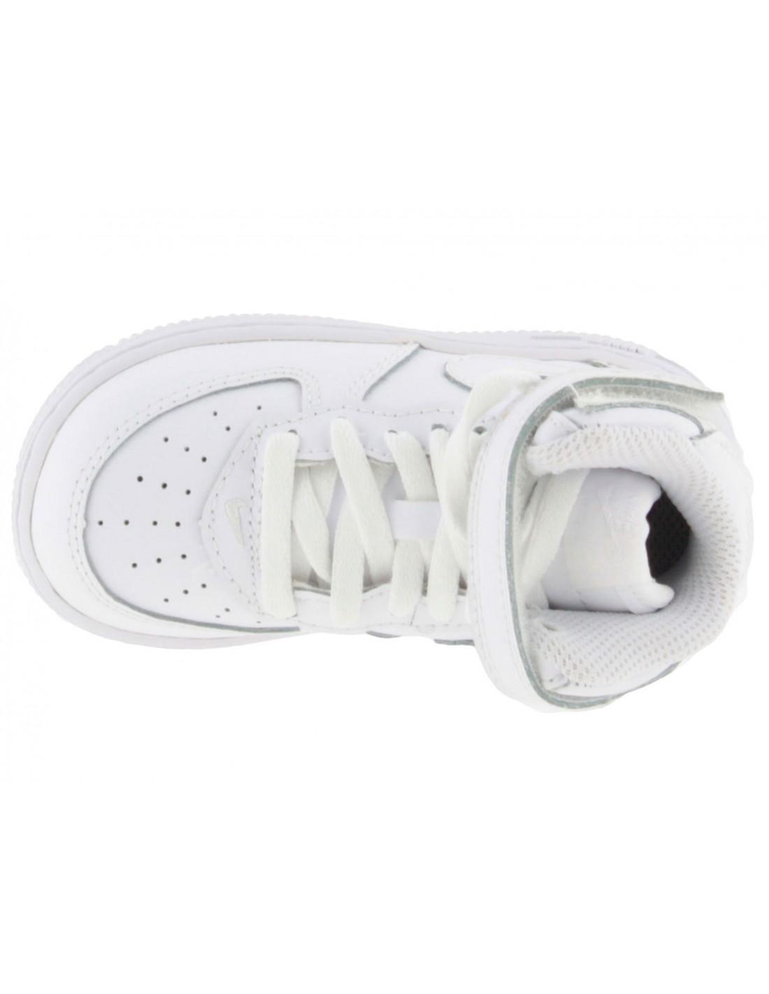 Nike Air force 1 mid td scarpe ginnastica alte bambino 314197113