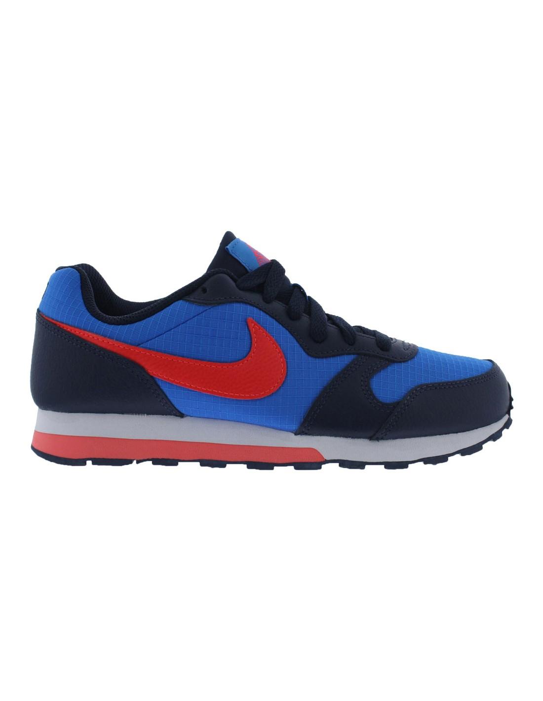 Scarpe 2 Runner Blu Nike Ragazzo Mid H9YD2WEeI