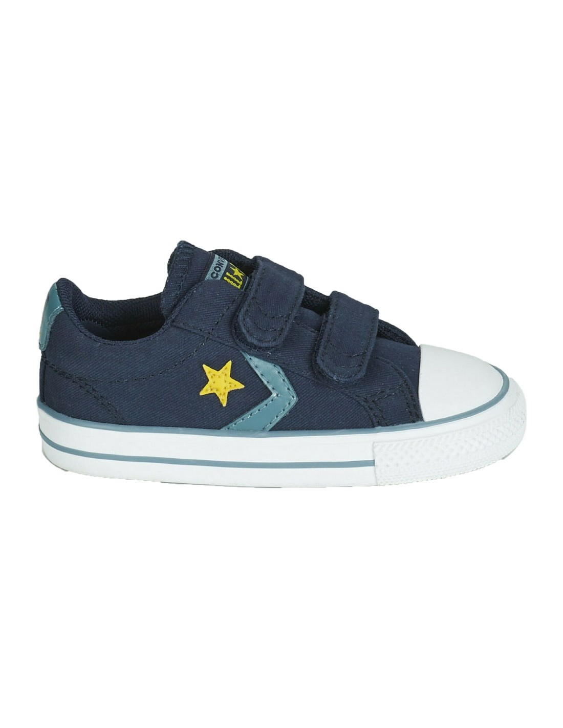 2converse star player blu