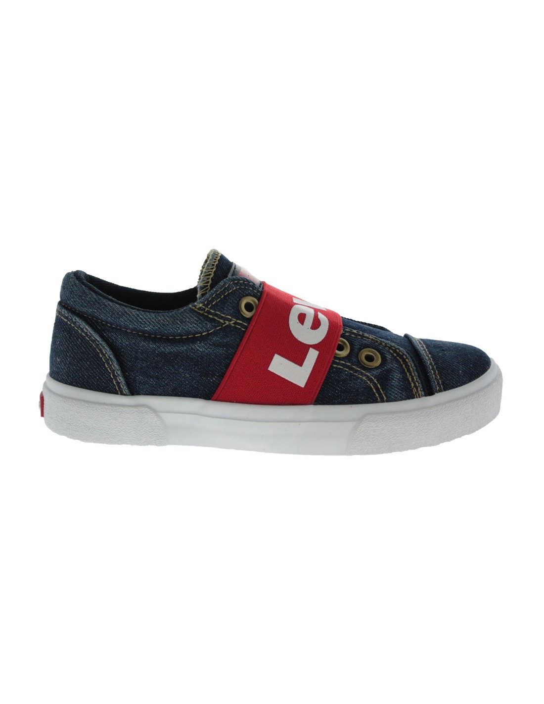 brand new 2eda4 23de9 Scarpe Levi's Bermuda Elastic bambino bambina jeans