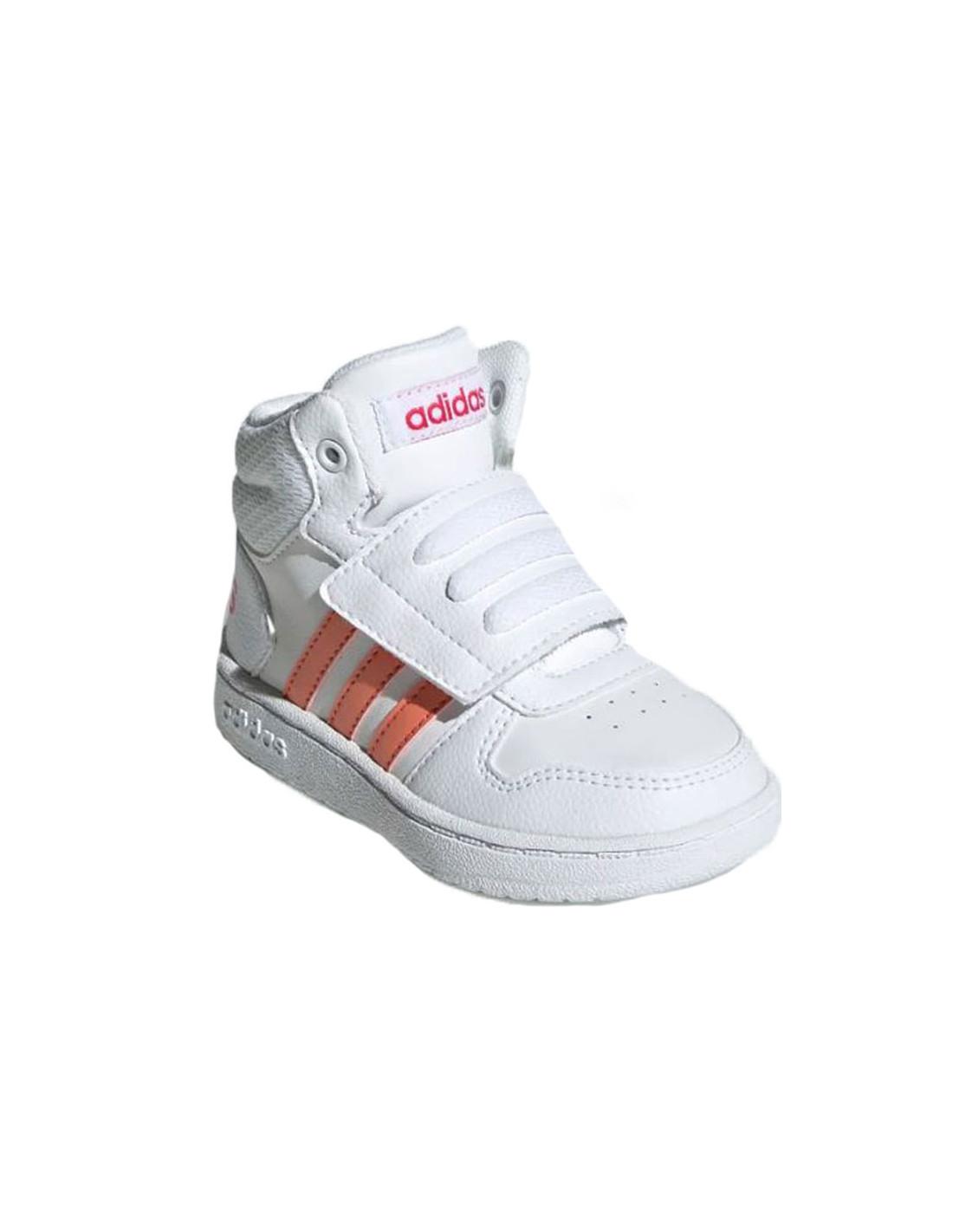 scarpe adidas hoops bambina