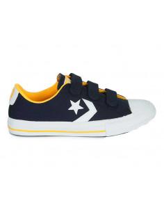 Scarpe Converse Star Player 3v Ox bambino blu