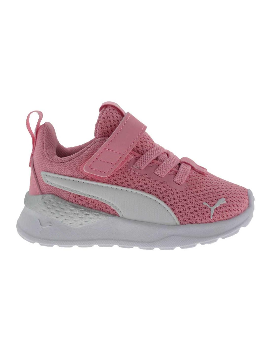 puma bambina scarpe rosa